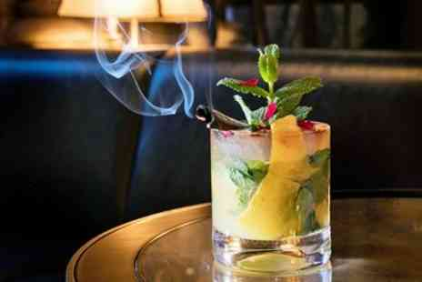 Georges Bar - Four cocktails to share between up to four people Glamorous Marcus Wareing bar - Save 57%