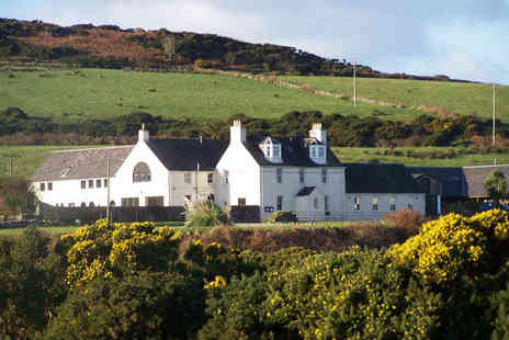 Gigha Hotel - Overnight Isle of Gigha stay for two people with breakfast and £15pp dining credit - Save 39%