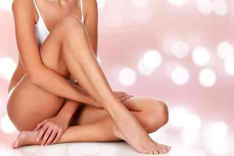 Beauty Heaven - Six sessions of laser hair removal on a small area - Save 94%