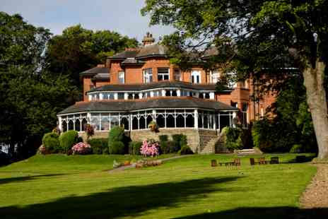Macdonald Kilhey Court - Four Star Traditional County Retreat with Fabulous Wellness Services for two - Save 67%