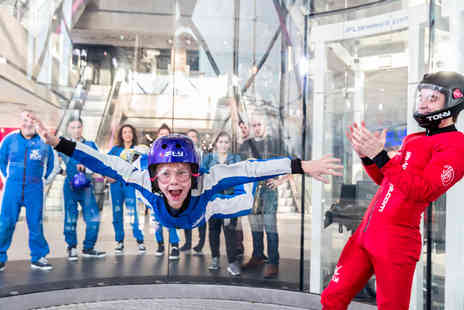 Virgin Experience Days - iFLY Indoor Skydiving - Save 0%