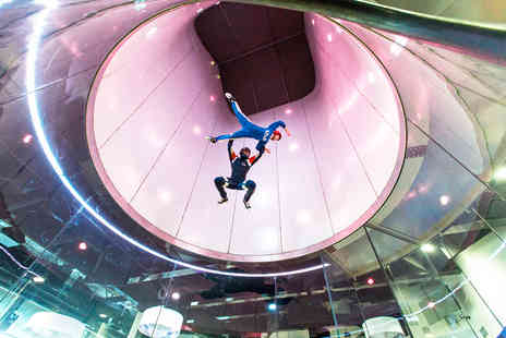Virgin Experience Days - iFLY Extended Indoor Skydiving - Save 0%