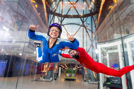 Virgin Experience Days - iFLY Indoor Skydiving for Two Off Peak - Save 0%