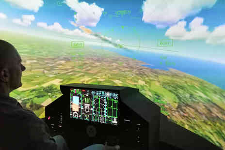 Virgin Experience Days - 30 minute F-35 Fighter Jet Flight Simulator - Save 0%