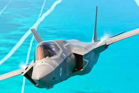 Virgin Experience Days - 60 minute F-35 Fighter Jet Flight Simulator - Save 0%