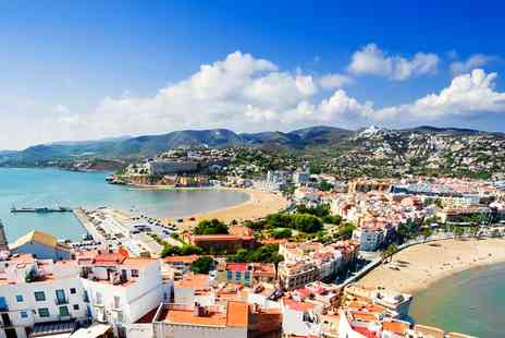 Cruise Nation - Nine Nights Mediterranean cruise with Valencia stay - Save 0%