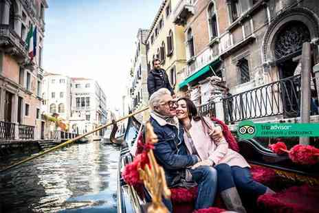 Bargain Late Holidays - Escape with a two or three nights getaway to Venice Now with the ability to choose your flight - Save 0%