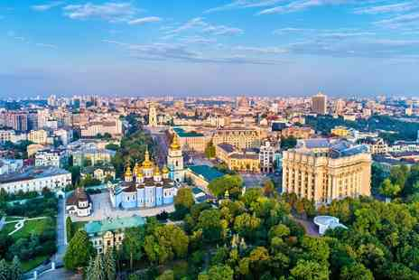 Weekender Breaks - Two nights Kiev, Ukraine break with flights - Save 23%