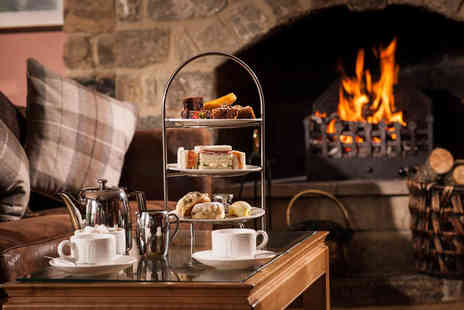 Chevin Country Park Hotel - Afternoon tea for two people - Save 50%