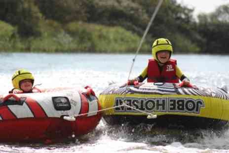 Action Water Sports - Ringo Ride for Two - Save 57%