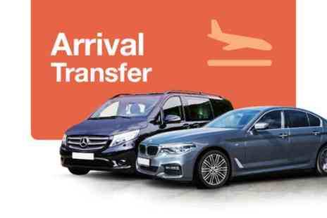 Quicktransfer - Private Arrival Transfer from Inverness Airport INV to Inverness City - Save 0%
