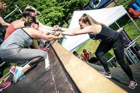 Tough Mudder - Entry to Tough Mudder 5K Urban obstacle course - Save 29%