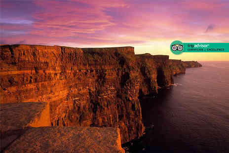 The Armada Hotel - Four Star Overnight county Clare break, Cliffs of Moher tickets, breakfast and late check out - Save 37%