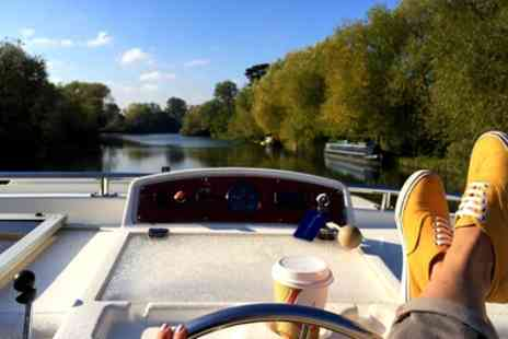 Le Boat - 3, 4 or 7 Nights Boat Trip for Up to Eight People with Le Boat - Save 0%