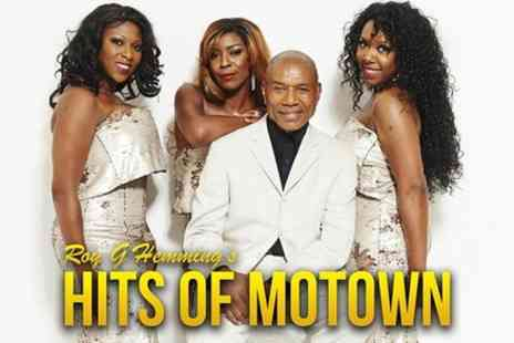 VIVA Blackpool - Roy G Hemmings Hits Of Motown - Save 0%