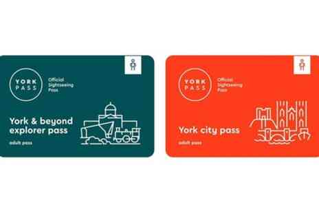 Make It York - York Pass tour - Save 0%