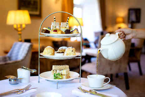 The Greenway Hotel & Spa - Traditional Afternoon Tea for Two - Save 0%