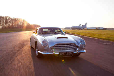 Virgin Experience Days - The Iconic Aston Martin DB5 Driving Blast - Save 40%