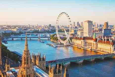 Super Break - Two nights London stay with return rail travel from UK stations - Save 0%