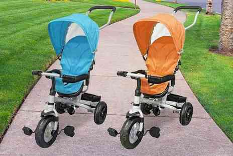 Garden Mile - 4 in 1 tricycle - Save 40%