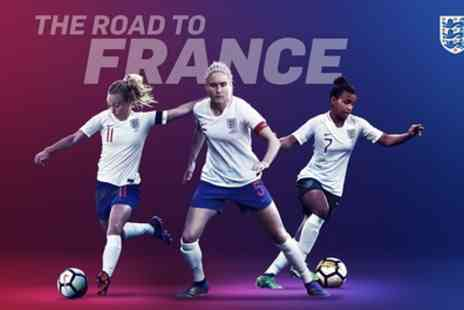 England Women vs Denmark - Child, Adult or Family Ticket, Bankss Stadium From 25th May - Save 0%