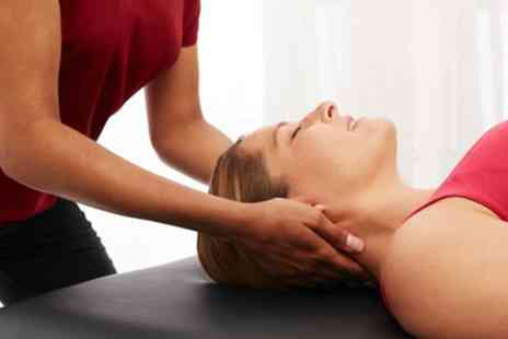 Deborah at Chelsea Natural Health Clinic - Chiropractic Exam, Report of Findings and Two Treatments - Save 81%