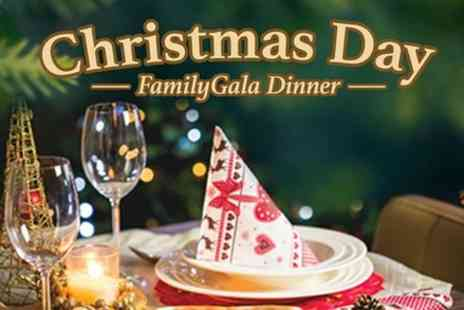 VIVA Blackpool - Christmas Day Family Gala Dinner 2019 - Save 0%