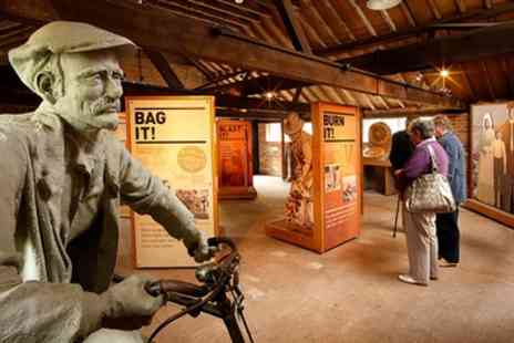 Amberley Museum and Heritage Centre - Entrance for One, Two or a Family of Five - Save 30%