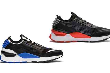 Groupon Goods Global GmbH - PUMA RS-0 Sound Unisex Sneakers With Free Delivery - Save 30%