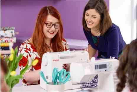 Sew Over It - Create Your Own Bag in a Beginners Workshop - Save 0%