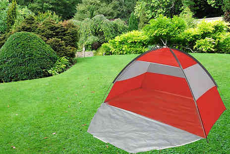 Home Season - Easy Pitch Beach Tent - Save 57%