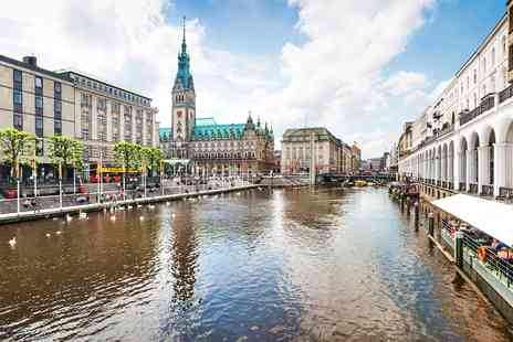 Jetline Cruise - Five nights Hamburg to So ton mini cruise with stay - Save 0%
