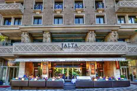 Hotel Jalta - Five Star Fantastically Located Hotel on Wenceslas Square for two - Save 58%