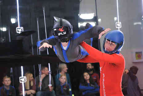 Virgin Experience Days - iFly 360 VR Indoor Skydiving Experience Off Peak - Save 0%