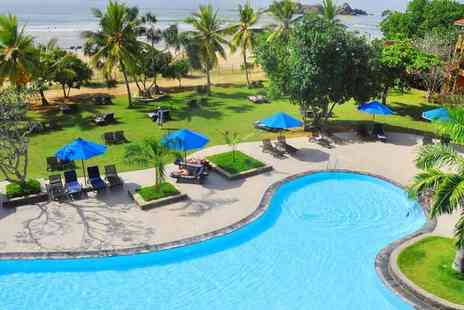 Travel Center - Four Star Seven nights all inclusive Sri Lanka getaway with transfers and flights - Save 21%