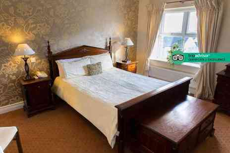The Strand Hotel - Overnight stay for two people with a bottle of wine on arrival - Save 41%