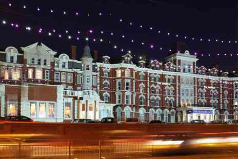 The Imperial Hotel - Overnight stay for two people with breakfast, leisure access and late check out - Save 55%