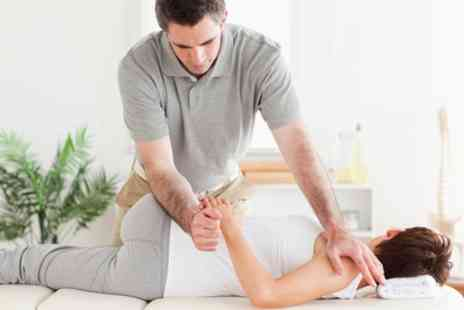 Empire Physiotherapy - 30 Minute Initial Consultation with 30 Minute Physiotherapy Treatment - Save 80%