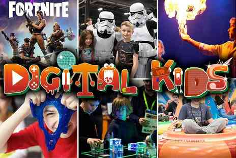 Engage Media Solutions - Early Bird Digital Kids Show An Action Packed Festival of Fun - Save 60%