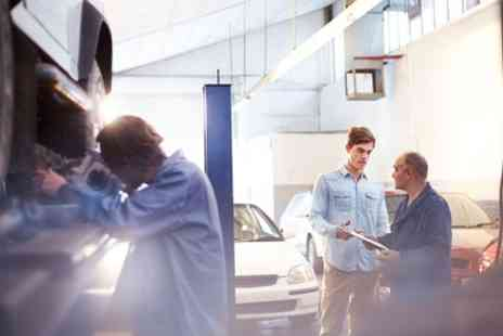 Hoole Service Centre - MOT with Health and Fluids Check - Save 60%
