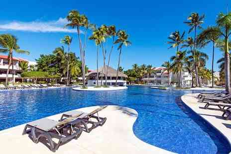 Occidental Punta Cana - Five Star All Inclusive Beachfront Luxury - Save 45%