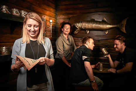 Virgin Experience Days - Blackbeards Treasure Escape Game for Four with Escape Hunt - Save 0%