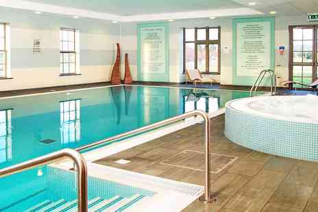 The Cambridge Belfry - Lakeside spa day with treatments - Save 0%
