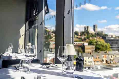 Marco Pierre White Steakhouse Bar & Grill - Two course gourmet lunch for two people - Save 54%