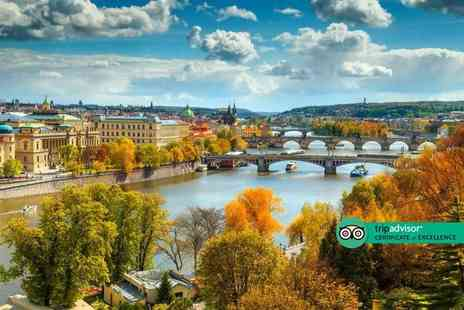 Weekender Breaks - Two nights Prague city break and return flights - Save 53%