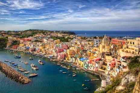 Worldwide Tours and Travel - Two nights Naples city break with breakfast and return flights - Save 32%