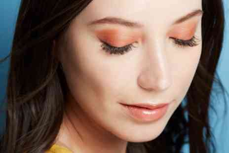 Christal Beauty - Semi Permanent Lashes with Brow Shape and Tint - Save 43%