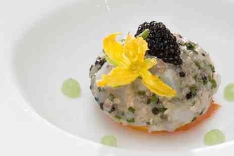 Galvin La Chapelle - Three Course Michelin Star Dinner with Bellini for Up to Four - Save 32%