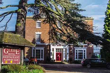 The Glebe Hotel - Two Course Sunday Lunch for Two or Four - Save 32%