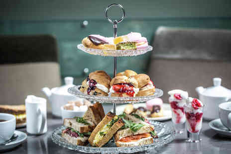 Gordon Ramsays - Afternoon Tea with Prosecco for Two - Save 0%